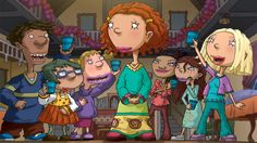 as told by ginger cast scenes - Google Search