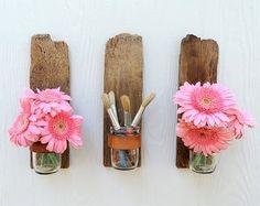 cool wall vase idea