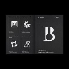 Logo Archive, Online Archive, Zine, Booklet, Logo Design, Logos, Logo