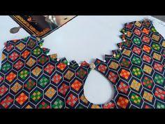 Chudidhar Designs, Churidhar Neck Designs, Salwar Neck Designs, Neck Designs For Suits, Kurta Neck Design, Sleeves Designs For Dresses, Neckline Designs, Fancy Blouse Designs, Blouse Neck Designs