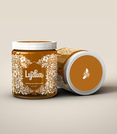 Mel Packaging and Logo design for Lydia honey. Your Guide to Bathroom Planning and Design This bathr Jar Design, Logo Design, Bottle Design, Label Design, Honey Packaging, Candle Packaging, Brand Packaging, Packaging Design, Honey Logo