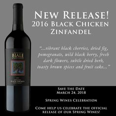 c479ff258cabfb Black Chickens, Napa Valley, Red Wine, Wines, Alcoholic Drinks,  Celebration, Alcoholic Beverages, Red Wines, Alcohol. Robert Biale Vineyards