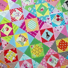Economy Block Tutorial and Free Foundation Paper Piecing Pattern