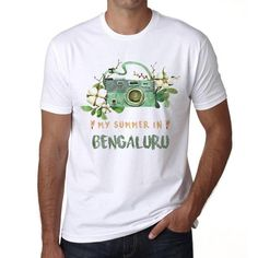 #summer #Bengaluru #tshirt #men #city Be prepared for summer in Bengaluru! Check these tshirts out and order here --> https://www.teeshirtee.com/collections/collection-my-summer-in/products/bengaluru-mens-short-sleeve-rounded-neck-t-shirt