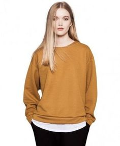 Pure Color Batwing Sleeves T-shirt | TrendTwo