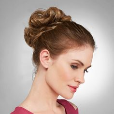 Customer Review for the Updo Creator Piece from Hot Hair here