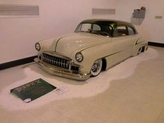 Eric Lind '50 Chevy