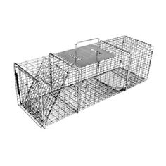 Tomahawk Professional Series Rigid Trap for Skunks and Possums   http://huntinggearsuperstore.com/product/tomahawk-professional-series-rigid-trap-for-skunks-and-possums/