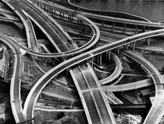 Spaghetti Junction.