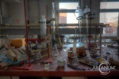 arcanum. urban exploration.: The Laboratory - The Abandoned Chocolate Factory (Part 3)