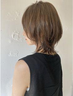 Cute Hairstyles For Short Hair, Short Hair Cuts For Women, Medium Hair Styles, Short Hair Styles, Asian Haircut, Layered Hair, Wigs, Hair Beauty, Celebrities