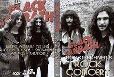 SABBATH - DON KIRSHNER'S ROCK CONCERT 1975