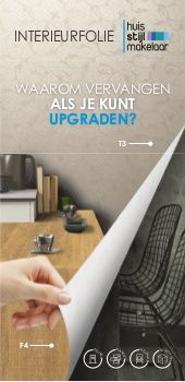 Brochure Interieurfolie