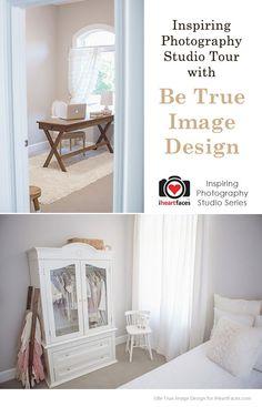 Inspiring Photography Studio Tour {Be True Image Design} Face Photography, Inspiring Photography, Photography Business, Toddler Fun, Photo Tips, Photography Tutorials, Creative Inspiration, Studio Spaces, Tours