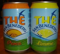 SAN BENEDETTO - THE PESCA aka the best iced tea in Italy <3 Miss it so much!!