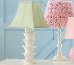 Make Your Own Teapot Lamp