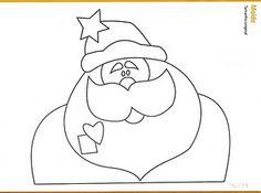 Fios, agulhas e carinho: Papai Noel