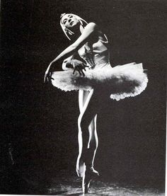 Danilova ballet photo vintage by Ballet-school.ru, via Flickr