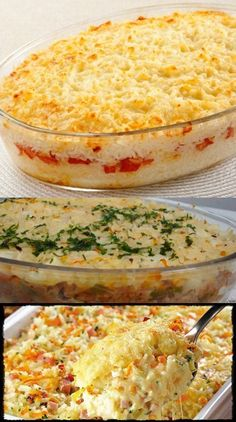 Fun Easy Recipes, Easy Meals, Slow Cooker Recipes, Cooking Recipes, Vegan Recipes, Weird Food, Portuguese Recipes, Rice Dishes, Easy Cooking