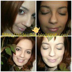 """El blog de Nika: Reto """"La vuelta al mundo en 11 maquillajes"""": Asia ..."""