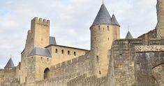 Satumainen Cité de Carcassonne löytyy UNESCO:n maailmanperintölistalta ja se on yksi Ranskan vierailluimpia monumentteja.