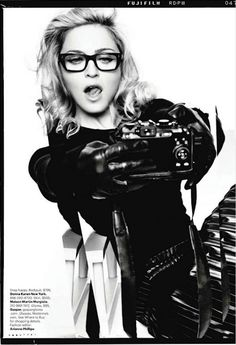 Madonna now, so young and beautiful; she's been a genius for decades and the music icon for excellence.