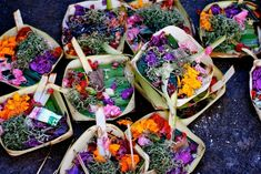 Bali Flower Offerings: What Are They? | Free People Blog