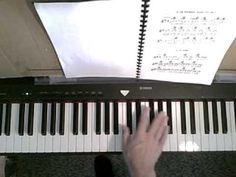 Klávesy a akordy - názvy kláves