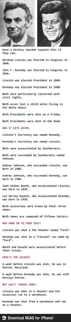 JFK vs Lincoln