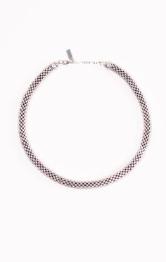 the notorious cuff necklace by VANESSA MOONEY#planetblue