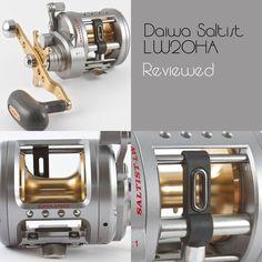 Daiwa Saltist LW20HA storyboard