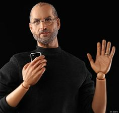 Steve Jobs has created almost every product I love <3