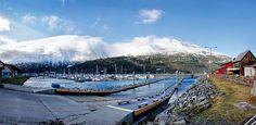 Beautiful Whittier, Alaska - a daily summer stop of the Glacier Discovery Train. www.AlaskaRailroad.com