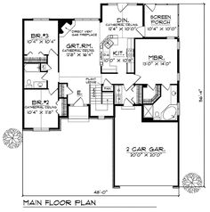 1600 sq ft house plans no garage 1600 ft floor plans ~ home plan
