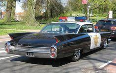 Shark Fin - Caddy Coupe DeVille Police car - AKA The Cop Fin
