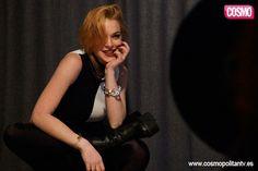 Lindsay Lohan posando - Fotos de Lindsay: Una nueva oportunidad: http://www.cosmopolitantv.es/fotos/lindsayunanuevaoportunidad/lindsay-posando/165/1086/24336/#galleries