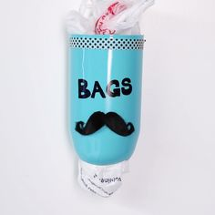 Recycled Bag Dispenser