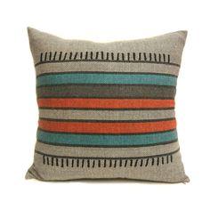 Fab.com | Dada Pillow 22x22 Turquoise