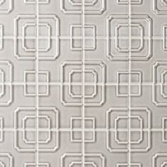 Heirloom Pewter Porcelain Tile - 6 x 6 - 100287861 | Floor and Decor