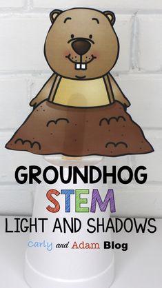 Groundhog Day STEM: A Light and Shadows Investigation