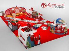 Events-3d by rommel laurente at Coroflot.com
