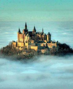 Hohenzoller castle - Mashup, Germany