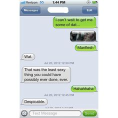 15 MORE Funny Sext Fail Pictures ❤ liked on Polyvore