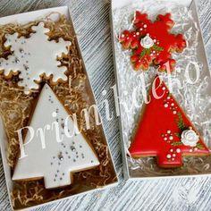 Santa Cookies, Mini Cookies, Christmas Sugar Cookies, Iced Cookies, Christmas Cupcakes, Christmas Gingerbread, Noel Christmas, Diy Christmas Gifts, Cupcake Cookies