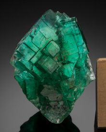 Minerals:Miniature, FLUORITE. Davib East Farm 61, Karibib District, Erongo Region,Namibia. . ...