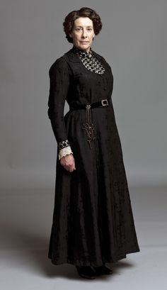 Mrs. Hughes, Downton Abbey