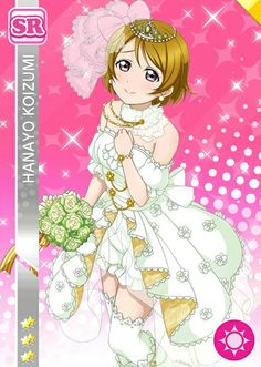 Hanayo SR 6/2014+