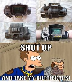 Fallout, nice idea