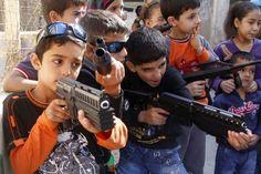300.000 niños soldado, una realidad invisible - Aleteia