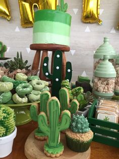 Super ideas for baby shower ideas decoracion cactus Baby Birthday, Birthday Parties, Birthday Ideas, Cactus Cake, Baby Cactus, Festa Party, Mexican Party, Baby Shower Themes, Shower Ideas